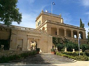 San Anton Palace - San Anton Palace