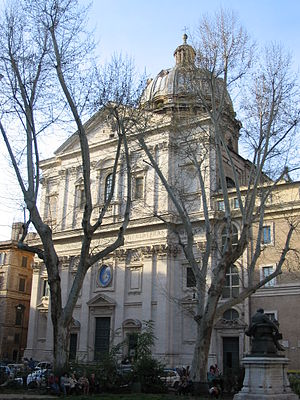 San Carlo ai Catinari - Image: San Carlo ai Catinari Facade