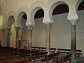 San Cebrián de Mazote iglesia mozarabe arqueria de herradura ni.jpg