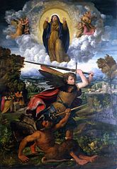 Virgin of the Assumption and St. Michael the Archangel