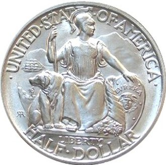 California Pacific International Exposition - Obverse