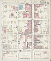 Sanborn Fire Insurance Map from Knoxville, Knox County, Tennessee. LOC sanborn08331 001-2.jpg