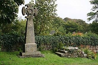Sancreed - Sancreed war memorial