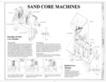 Sand Core Machines - Southern Ductile Casting Company, Bessemer Foundry, 2217 Carolina Avenue, Bessemer, Jefferson County, AL HAER ALA,37-BES,5- (sheet 8 of 9).png
