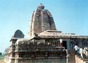 Alampur, Mahbubnagar district - Sangameshwar temple at Alampur