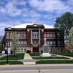 Sanilac County courthouse