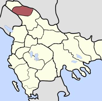 Sanjak of Novi Pazar - The sanjak in late 19th century