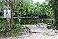 Santa Fe River Park boat ramp.JPG
