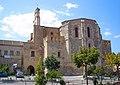 Santa María Real de Nieva - Monasterio de Nuestra Señora de Soterraña, exterior 10.jpg