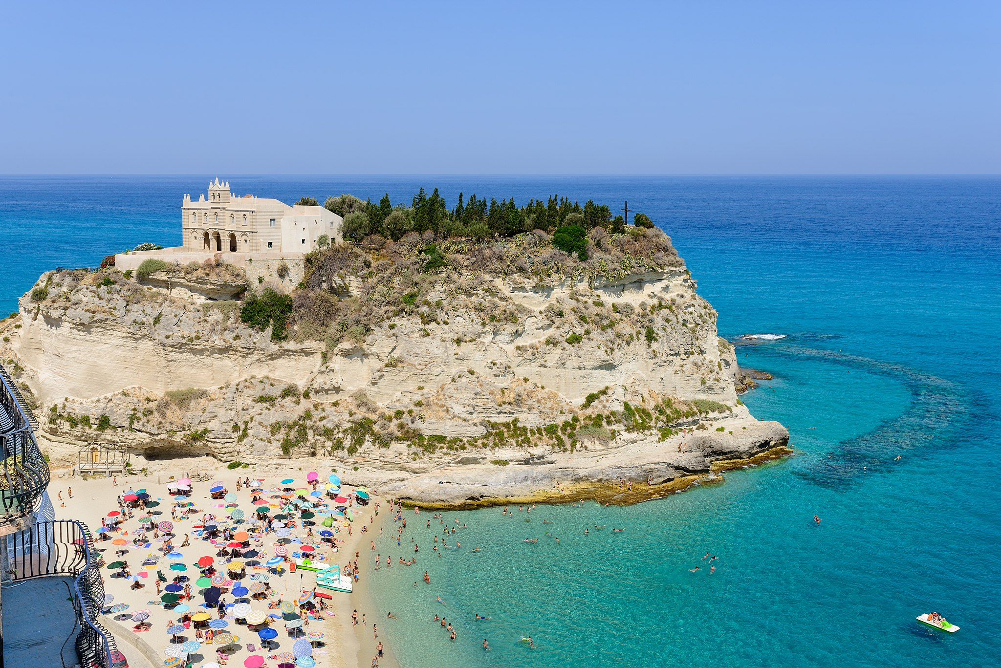 Santa Maria dell'Isola - Tropea - Calabria - Italy - July 17th 2013 - 03