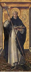 Saint Dominic de Guzmán