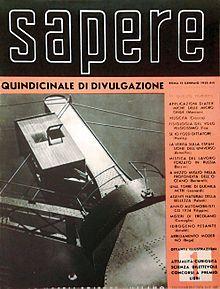 Αποτέλεσμα εικόνας για rivista sapere giulio maccacaro anni 70