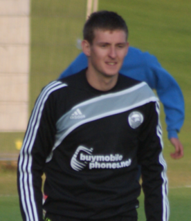 Saul Deeney Irish footballer