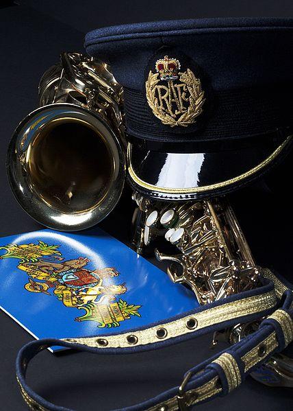 File:Saxophones Images MOD 45160324.jpg