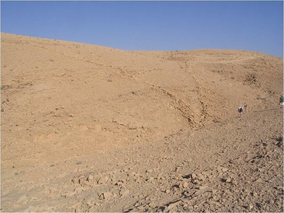 Sayarim Desert Kite in Ovda Valley