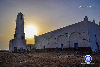 Zeila Town in Awdal, Somaliland