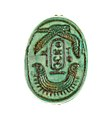 Scarab Inscribed with the Throne Name of Thutmose III MET 27.3.316 bot.jpg