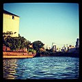 Scenes from Chicago River kayaking adventure today (7842566680).jpg