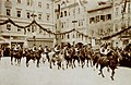 Schützenumzug bozen waltherplatz 1913.jpg