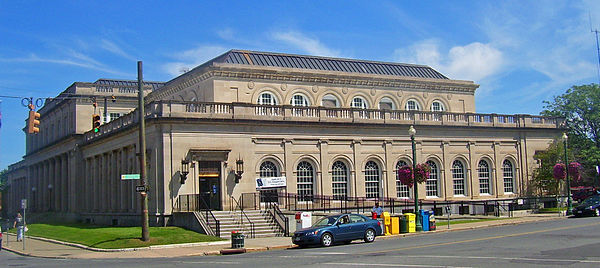Schenectady (NY) United States  city photos gallery : United States Post Office Schenectady, New York IMAGES VIDEOS