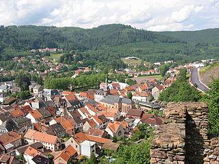 Schirmeck Commune in Grand Est, France