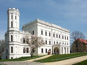 Schloss Krobnitz - Image: Schloss Krobnitz