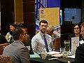 School of Business Finance Breakfast ~ 2016 (25018760351).jpg