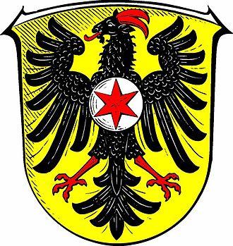Schwalmstadt - Image: Schwalmstadt Germany Coat of Arms Wappen