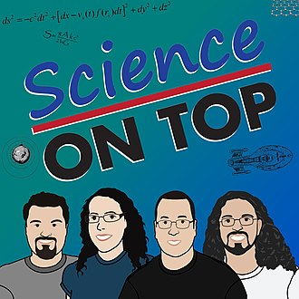 Australian Skeptics - Image: Science on Top Album Art