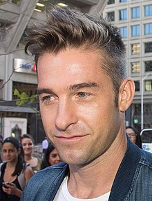 Scott Speedman - the cool, charming, attractive,  actor  with Scottish roots in 2019