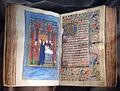 Scuola franco-fiamminga, libro d'ore, febbraio (purificazione di maria), renania 1450 circa 01.JPG