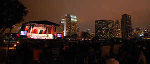 English: San Diego Symphony Summer Pops 2008 -...