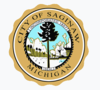 Official seal of Saginaw, Michigan