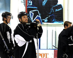 Sean Avery - Avery with the Kings