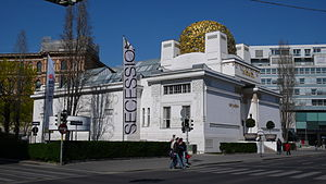 Secession Building, Vienna - Secession Building, Vienna, Austria