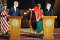 Secretary Kerry Discusses Bilateral Security Agreement With Afghanistan (10233238496).jpg