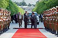 Secretary Kerry Greets Afghan Officials Prior to Meeting With Afghan President Ghani (26300082306).jpg