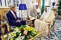 Secretary Kerry Meets With King Salman of Saudi Arabia (28931464200).jpg