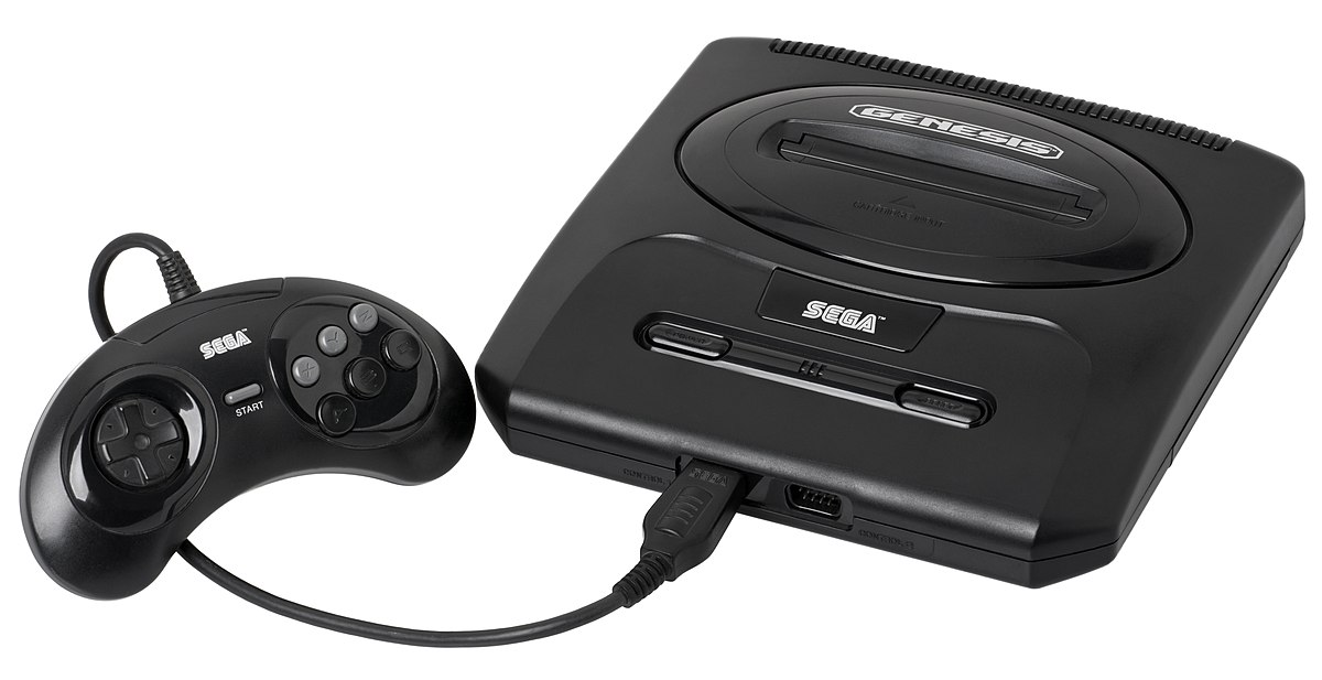 List of Sega Genesis games - Wikipedia