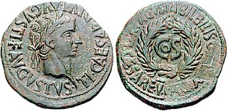 Sejanus - In AD 31, Sejanus was arrested and condemned to death. The Senate issued damnatio memoriae on him. His statues were destroyed and his name obliterated from all public records. The above coin from Augusta Bilbilis has the words L. Aelio Seiano erased.