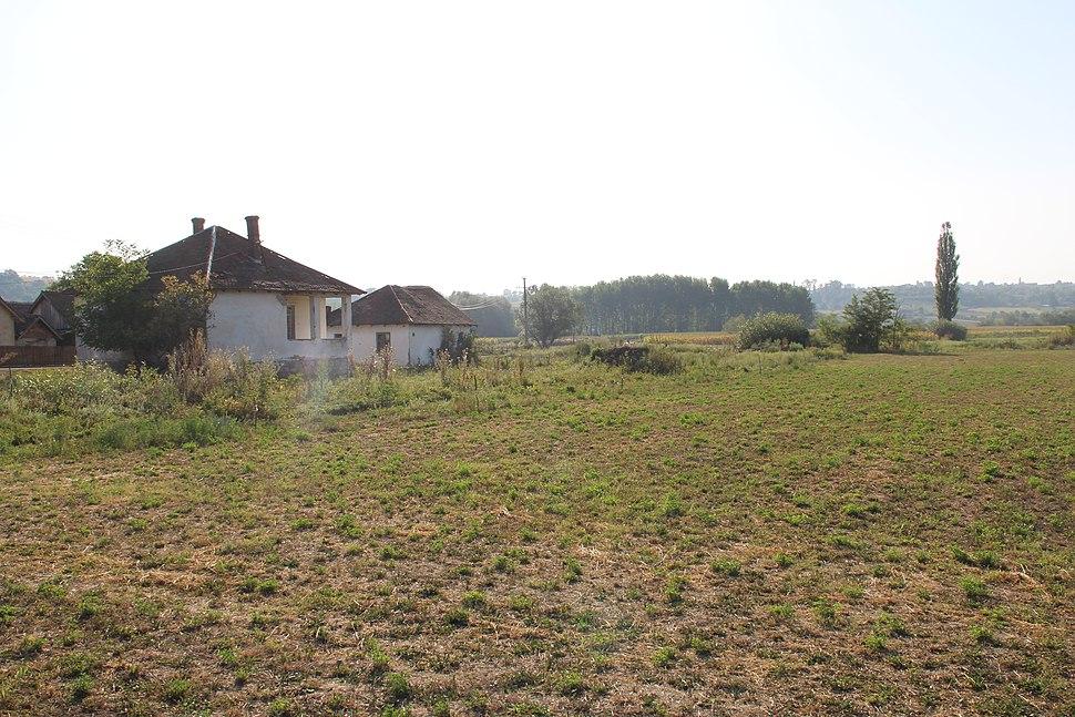 Selo Veselinovac - opština Valjevo - zapadna Srbija - panorama 3