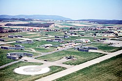 Sembach Air Base 1982