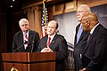 Senator Coons introduces new voting rights bill (11986254243).jpg