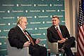 Senator Cory Gardner and Walter Russell Mead at the Hudson Institute.jpg