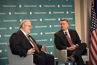 Walter Russell Mead - Walter Russell Mead discussing foreign policy challenges with Senator Cory Gardner, October 2017.