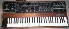 Image illustrative de l'article Sequential Circuits Prophet 5