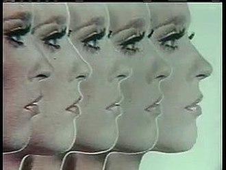 Wheeler Winston Dixon - A still from Wheeler Winston Dixon's film Serial Metaphysics