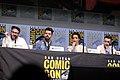Seth Rogen, Dominic Cooper, Ruth Negga & Joseph Gilgun (35340635124).jpg