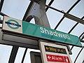 Shadwell DLR stn signage.JPG