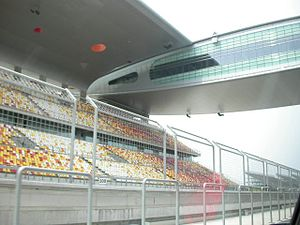 Shanghai International Circuit - Image: Shanghai International Circuit 4